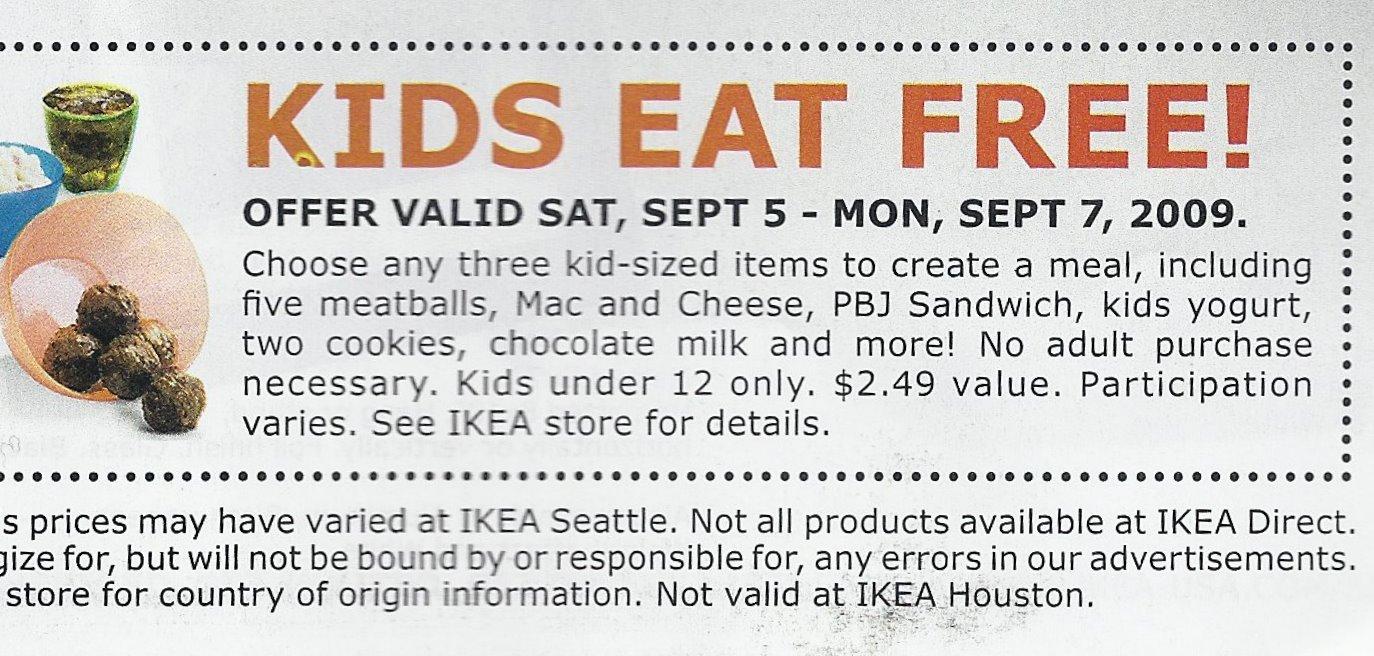 photograph regarding Ikea Printable Coupon known as Ikea Coupon codes Printable